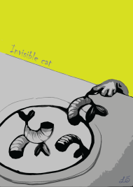 invisiblecatbwyellow-01
